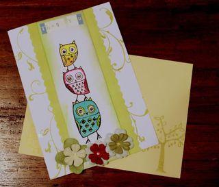 OwlCard